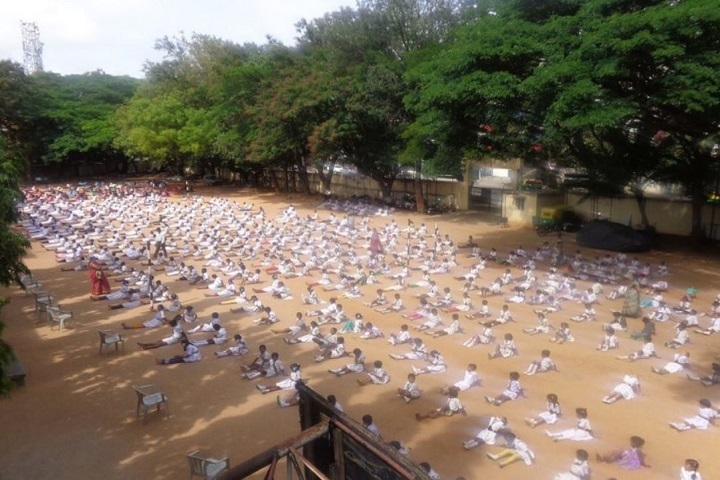 Rani Sarala Devi Pre-University College-Yoga