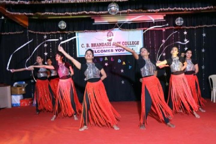 C B Bhandari Jain Pre-University College-Annual Day