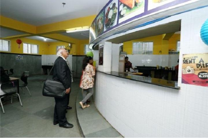 C B Bhandari Jain Pre-University College-Cafeteria