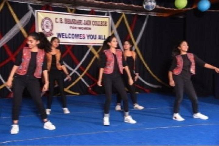 C B Bhandari Jain Pre-University College-Dance