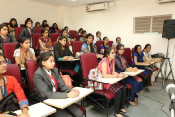 C B Bhandari Jain Pre-University College-Seminar Hall