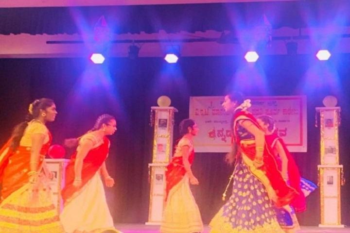 V E T Manandi Composite P U College-Dance