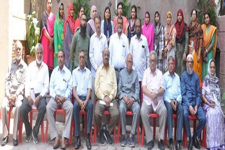 BET Composite Pre-University College-Staff