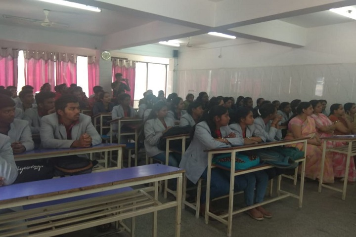 S N Bhat Independent Pre-University College-Classroom