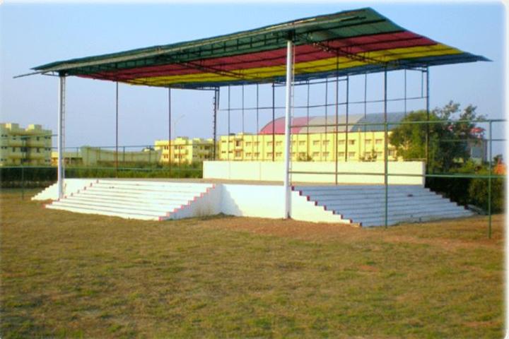 Mintu International Public School-Stage