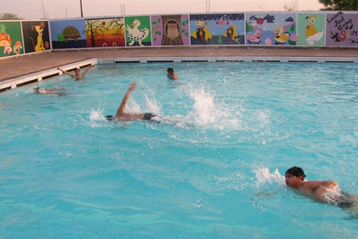Mintu International Public School-Swimming pool
