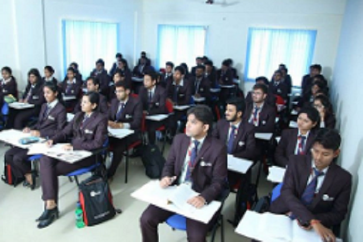 Advitya Pre University College-Classroom