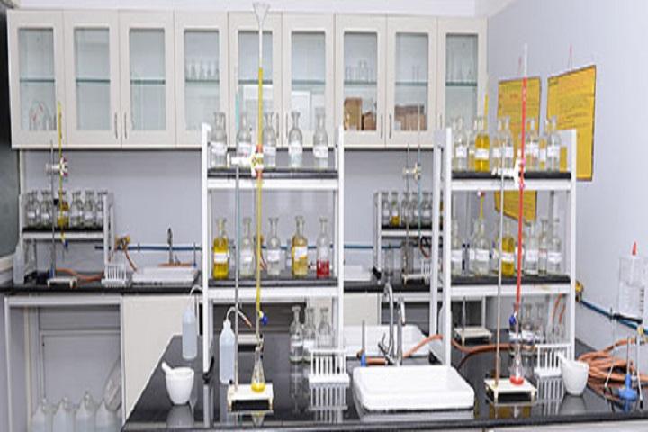 Advitya Pre University College-Laboratory