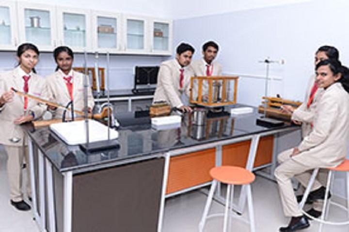 Advitya Pre University College-Science Laboratory