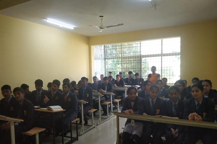 Jnana Mandira Pre University College-Classroom