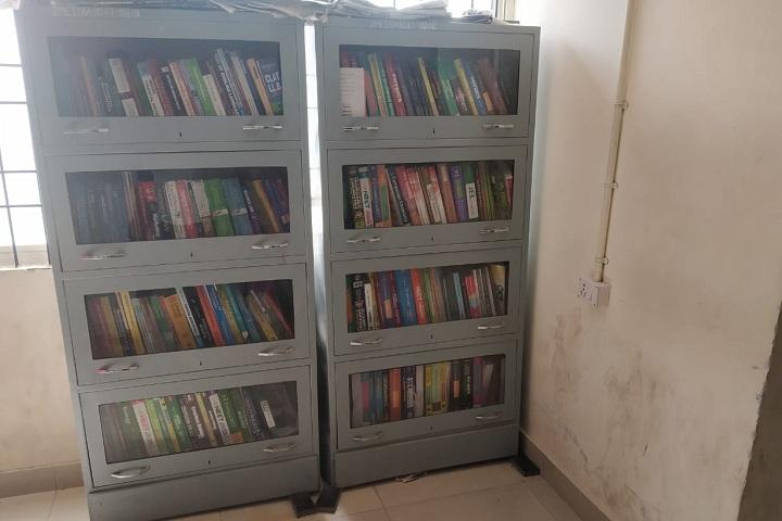 Jnana Mandira Pre University College-Library