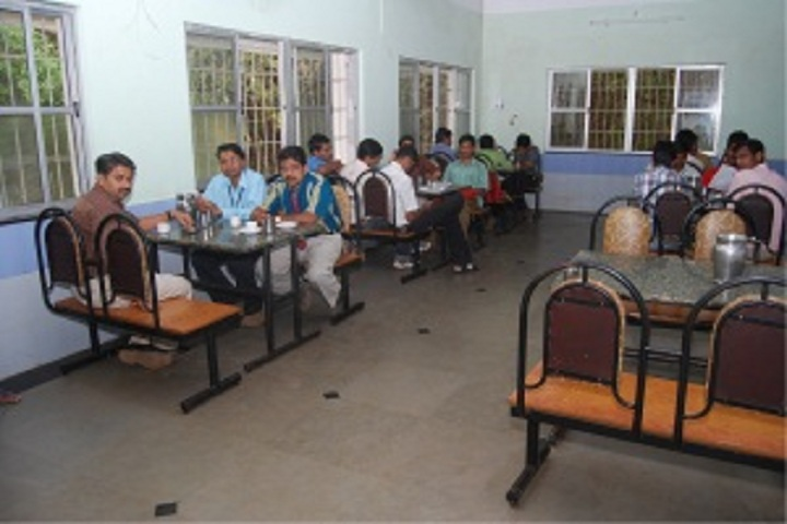 Govindram Seksaria Science Pre University College-Cafeteria