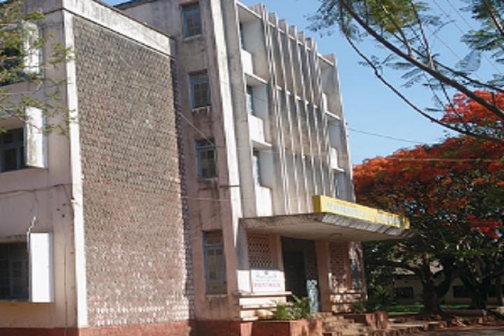 Govindram Seksaria Science Pre University College-Campus Entrance