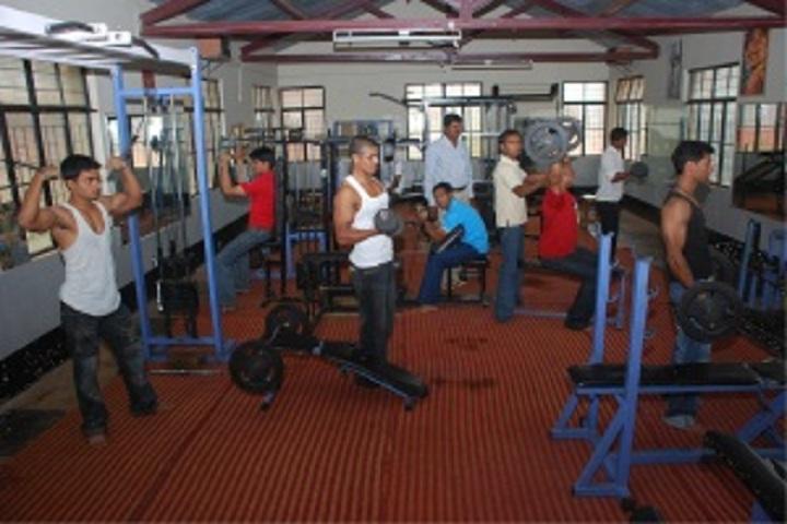 Govindram Seksaria Science Pre University College-Gymnasium