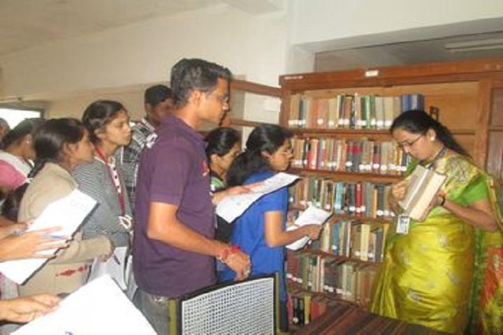 Govindram Seksaria Science Pre University College-Library View