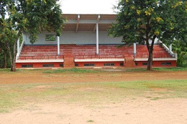 Govindram Seksaria Science Pre University College-Playground