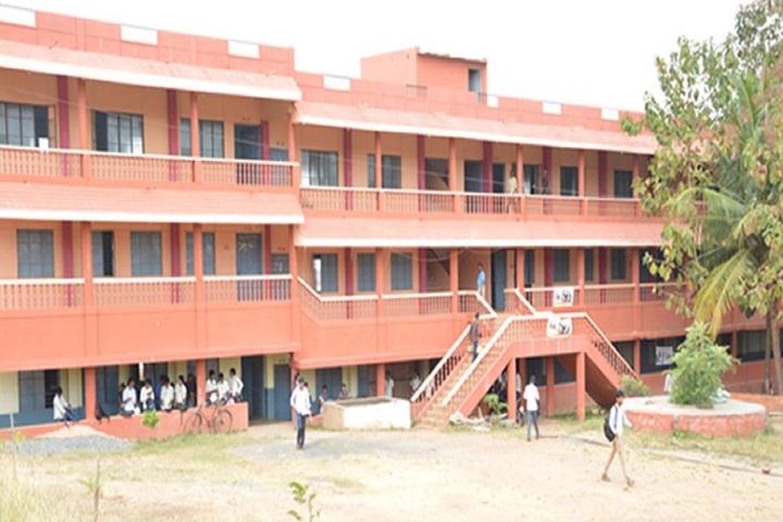 Kittur Nada Vidya Vardhak Sanghas Arts and Commerce Pre-University College-Campus View