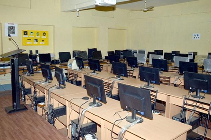 Kittur Nada Vidya Vardhak Sanghas Arts and Commerce Pre-University College-Computer Lab