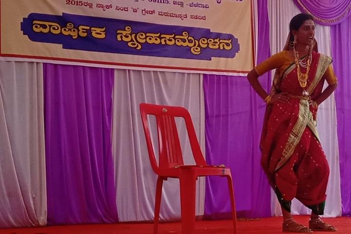 Kittur Nada Vidya Vardhak Sanghas Arts and Commerce Pre-University College-Dance