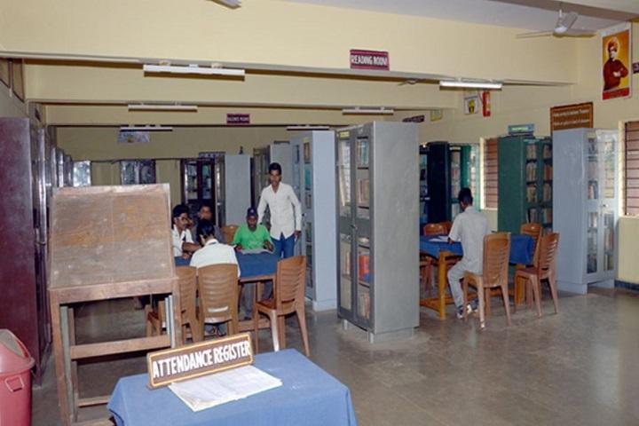 Kittur Nada Vidya Vardhak Sanghas Arts and Commerce Pre-University College-Library