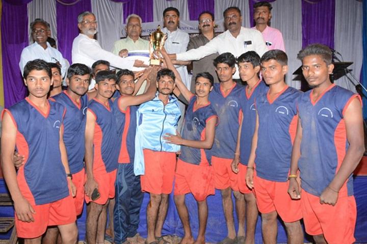 Kittur Nada Vidya Vardhak Sanghas Arts and Commerce Pre-University College-Sports