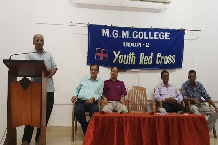 Mahatma Gandhi Memorial Pre-University College-Seminar