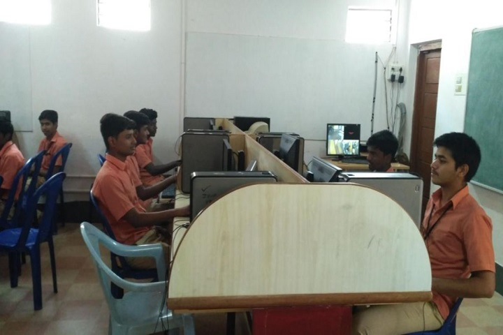 Bapu Composite Pre-University College-Computer Lab