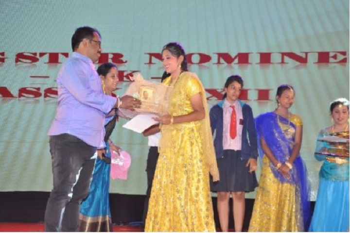 Agragami Composite Pre-University College-Award Ceremony