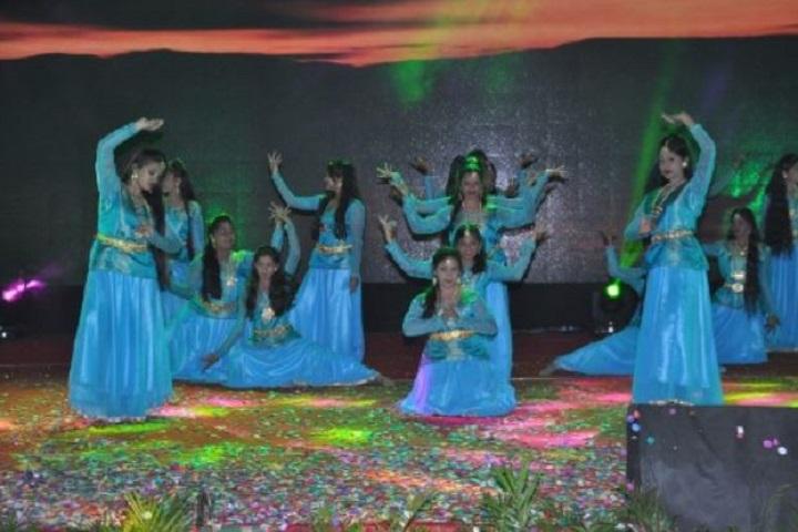 Agragami Composite Pre-University College-Dance