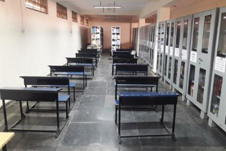 Agragami Composite Pre-University College-Library