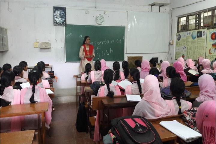 Secab Pre-University College For Women-Classroom