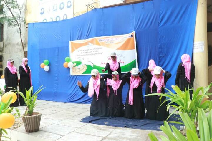 Secab Pre-University College For Women-Drama