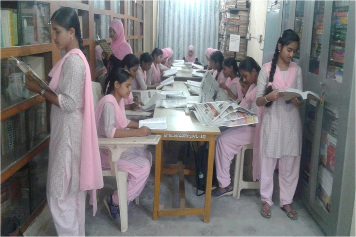 Secab Pre-University College For Women-Library