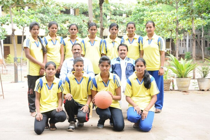 Secab Pre-University College For Women-Sports