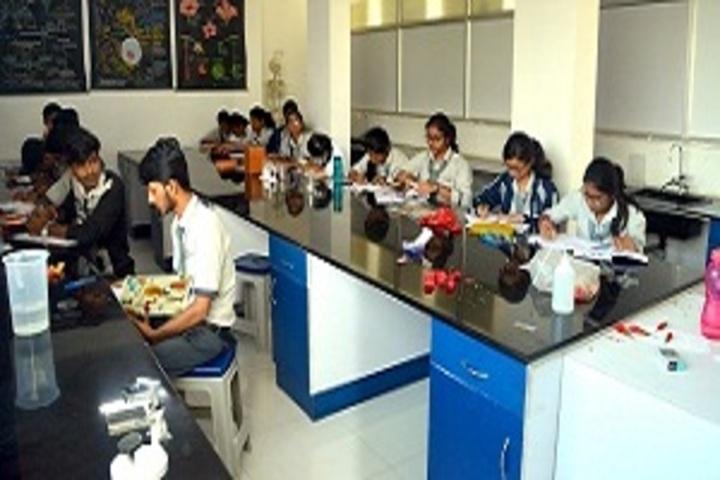 SS Pre-University College-Biology Lab