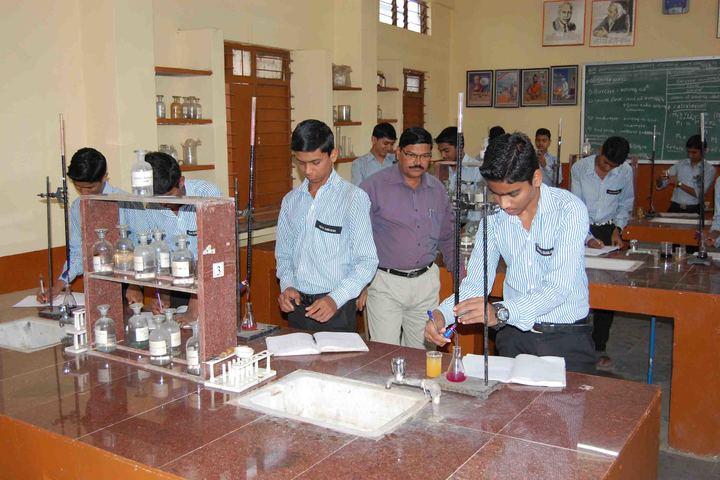 SECAB Pre-University College for Boys-Chemistry LAB