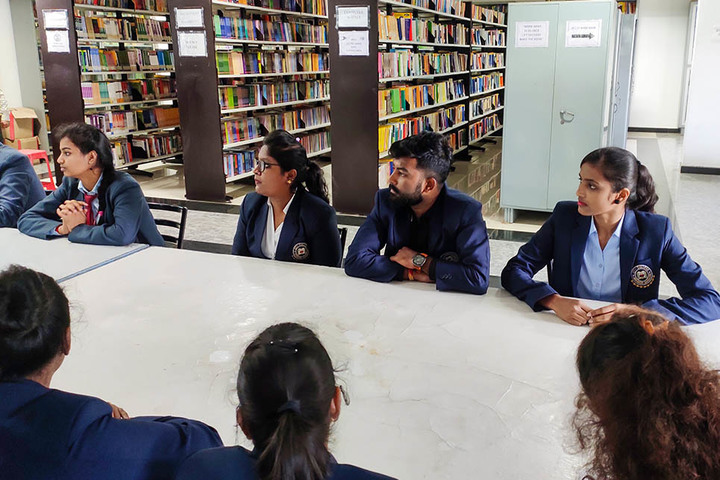 City College-Library