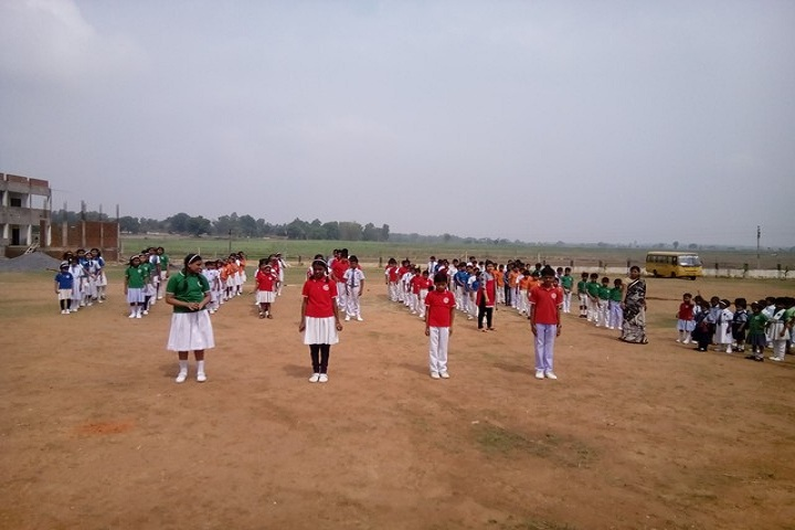 Modern Convent School-Assembly