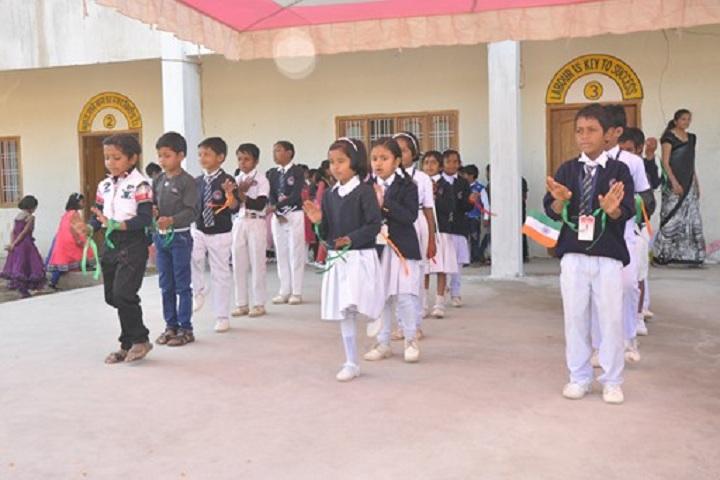 Modern Convent School-Dance