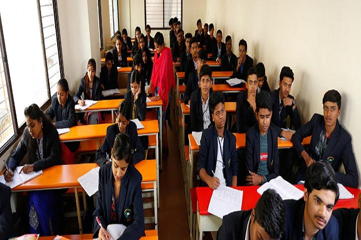 GRV Pre University College-Classroom