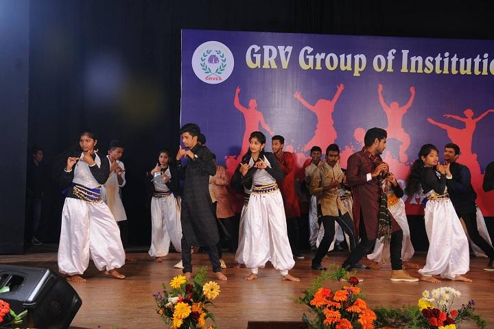 GRV Pre University College-Events