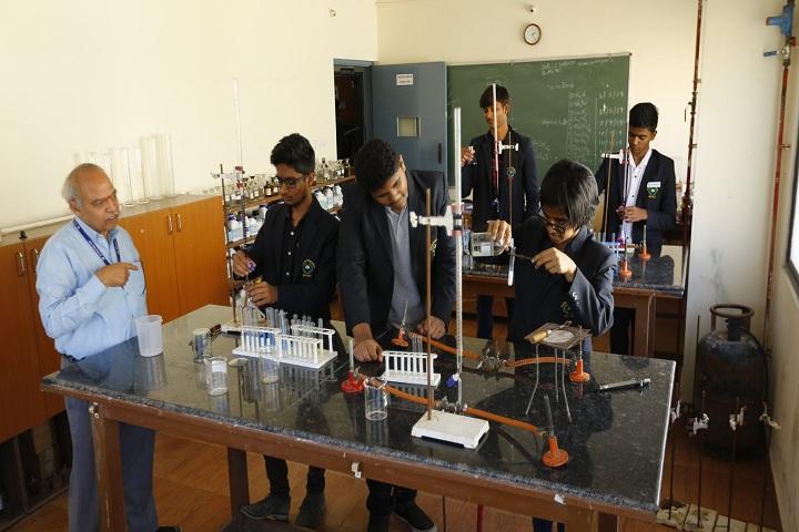 GRV Pre University College-Laboratory