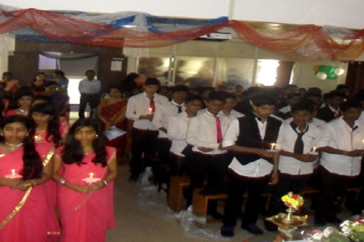 GRV Pre University College-Prayer