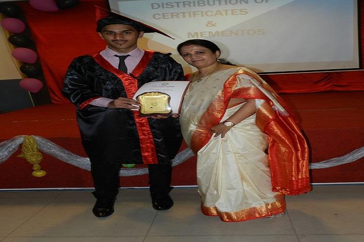 GRV Pre University College-Prize