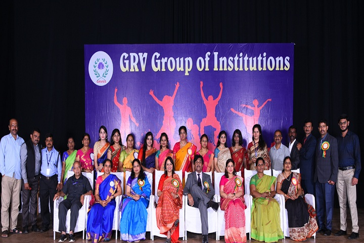 GRV Pre University College-Programme