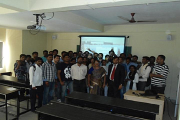 Bangalore City Pre University College-Classroom View