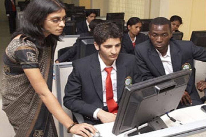 Bangalore City Pre University College-IT-Lab