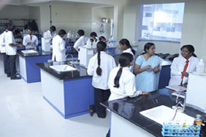 Bangalore City Pre University College-Laboratory View