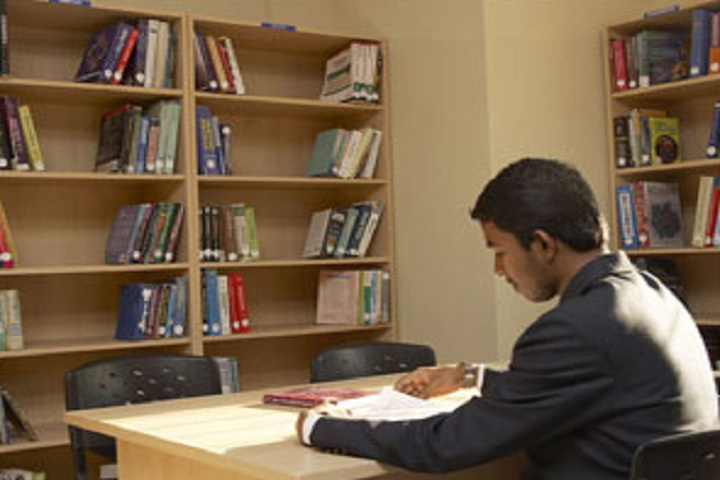 Bangalore City Pre University College-Library
