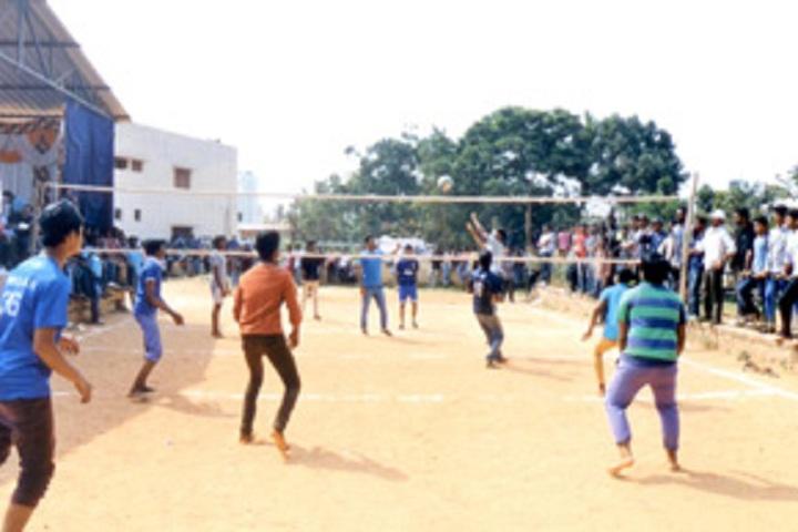 Bangalore City Pre University College-Volleyball
